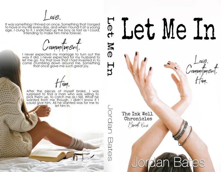 Let me in - Bates - full wrap